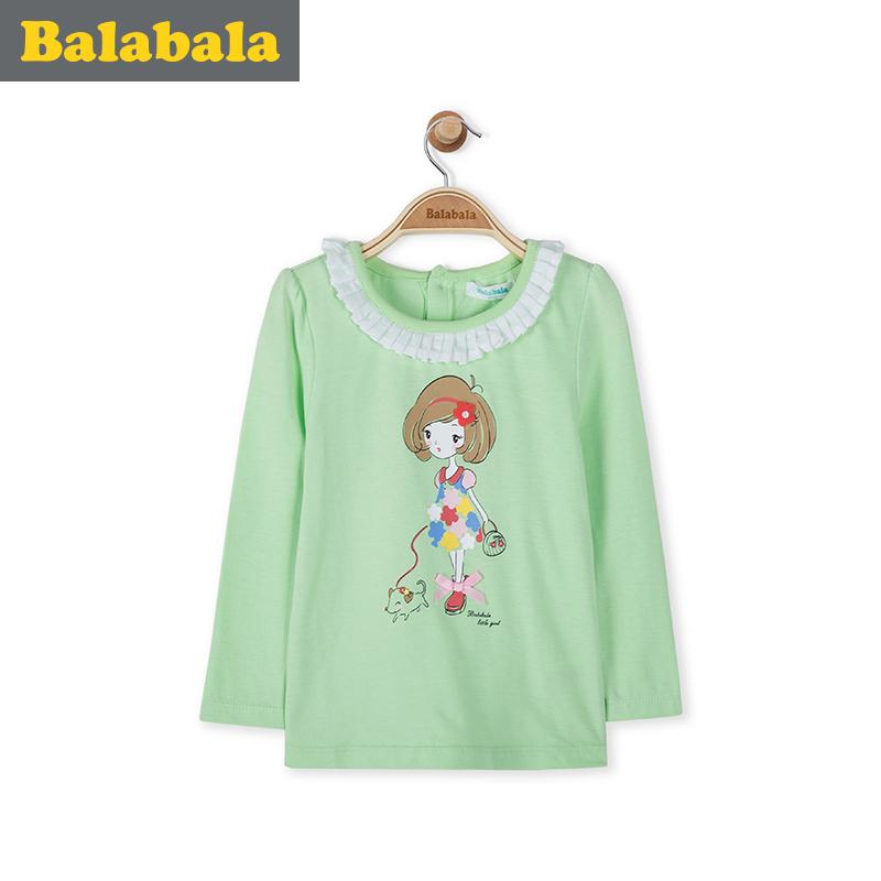 巴拉巴拉純棉寶寶兒童t恤