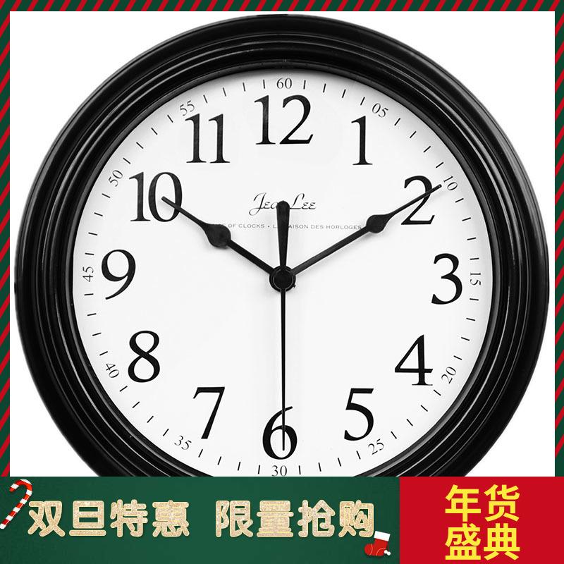 钟表 挂钟 客厅