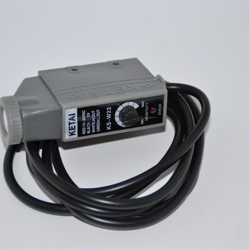 全新原装★KETAI色标传感器KS-W22白光/包装机械专用  量大从优