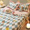 ins北欧少女单件全棉单人宿舍床单评价如何