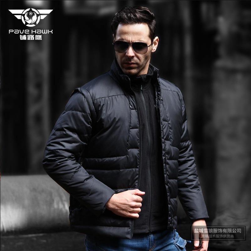 Магазин дорога орел осень и зима на открытом воздухе тактический куртка водонепроницаемый куртка пальто жилет восхождение одежда сверхлегкий теплые хлопок одежда