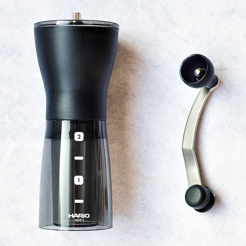 Япония Hario кофе шлифовальный станок кофе фасоль молоть машинально мельница кофе бобовая кофе машинально вручную домой рука
