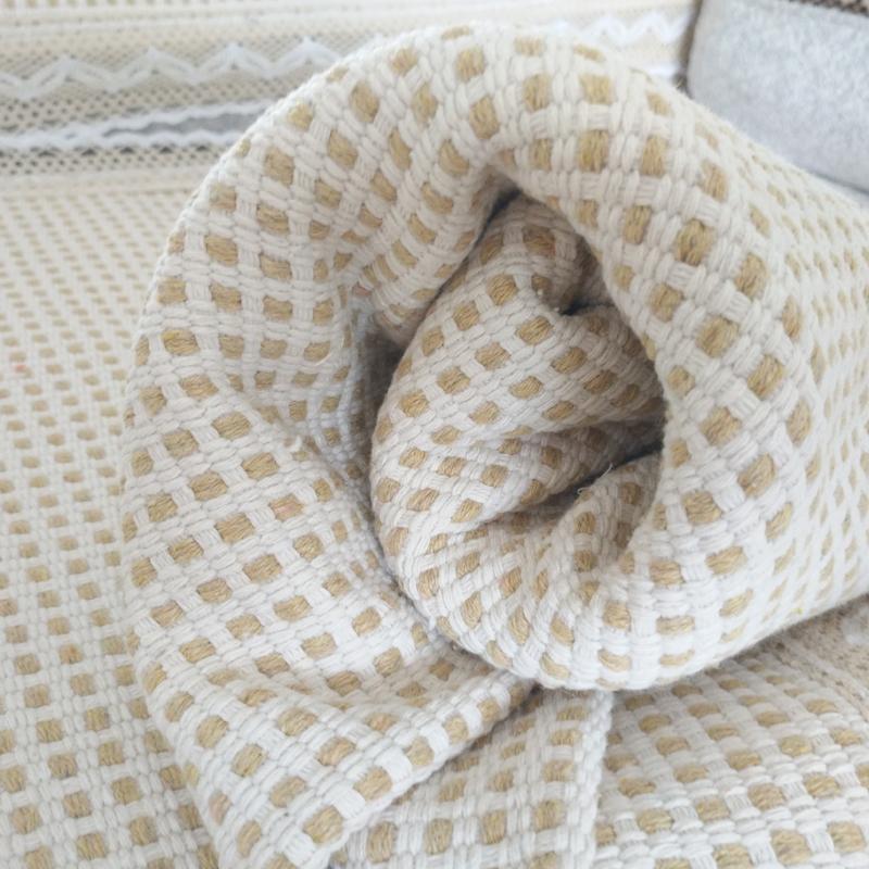 沙發墊四季 通用防滑沙發床墊子布藝坐墊沙發墊訂做定做棉麻透氣