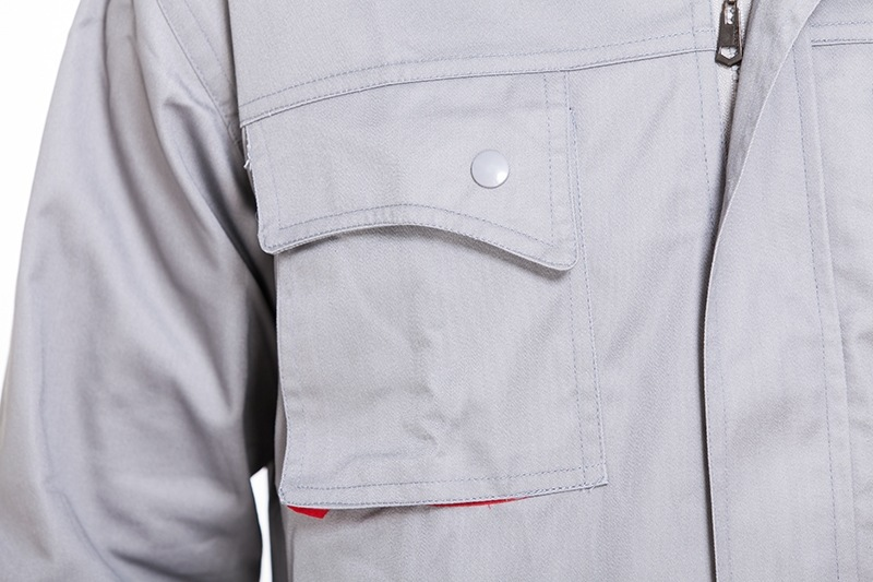 Anti static uniform long sleeve railway Electrician Supervisor protective safety work clothes gas station gas worker tooling