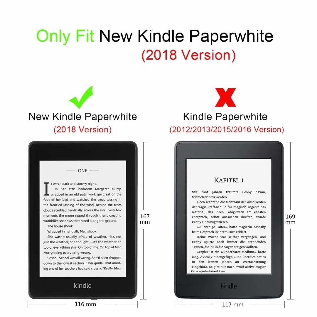 Magnetic Smart Cover Amazon New Kindle P54.68元包邮