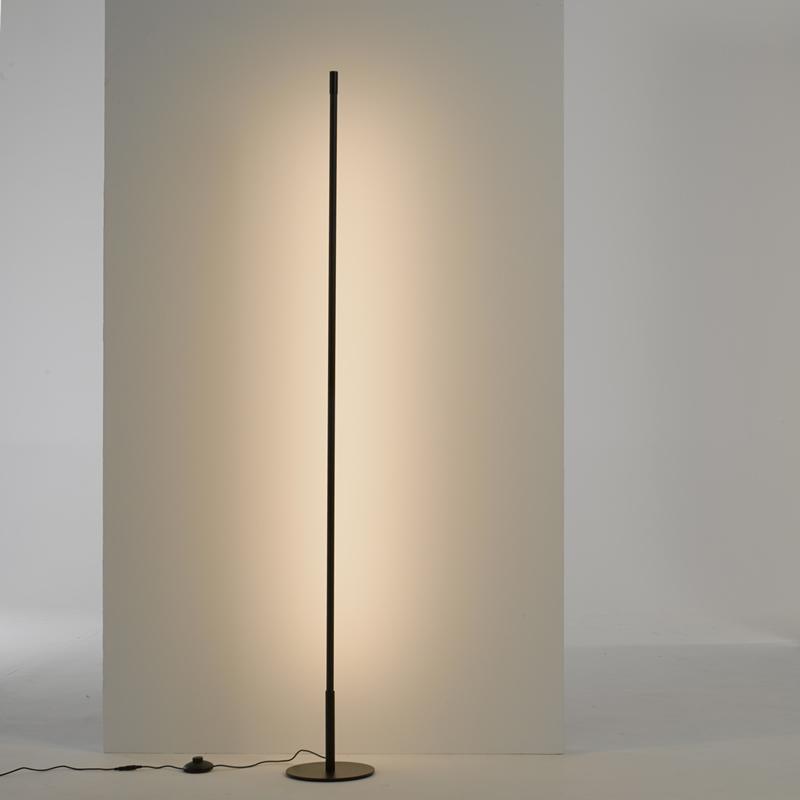 限2000张券极简创意落地灯 卧室客厅个性氛围灯北欧简约led立灯地灯落地台灯