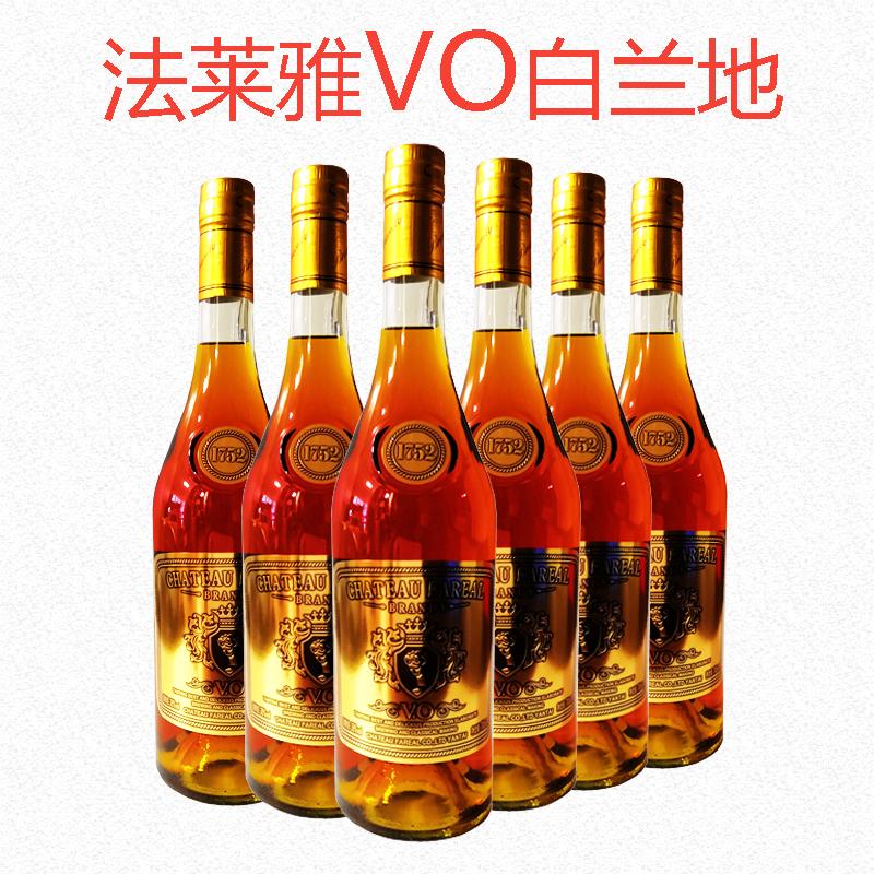 【6本】ファレアルVOブランデー40度フランスオーク樽蔵ブドウ蒸留酒700 ml洋酒