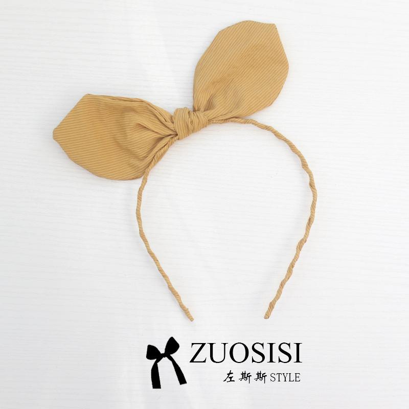 zuosisi韩系精品儿童发饰品质发卡(用1元券)