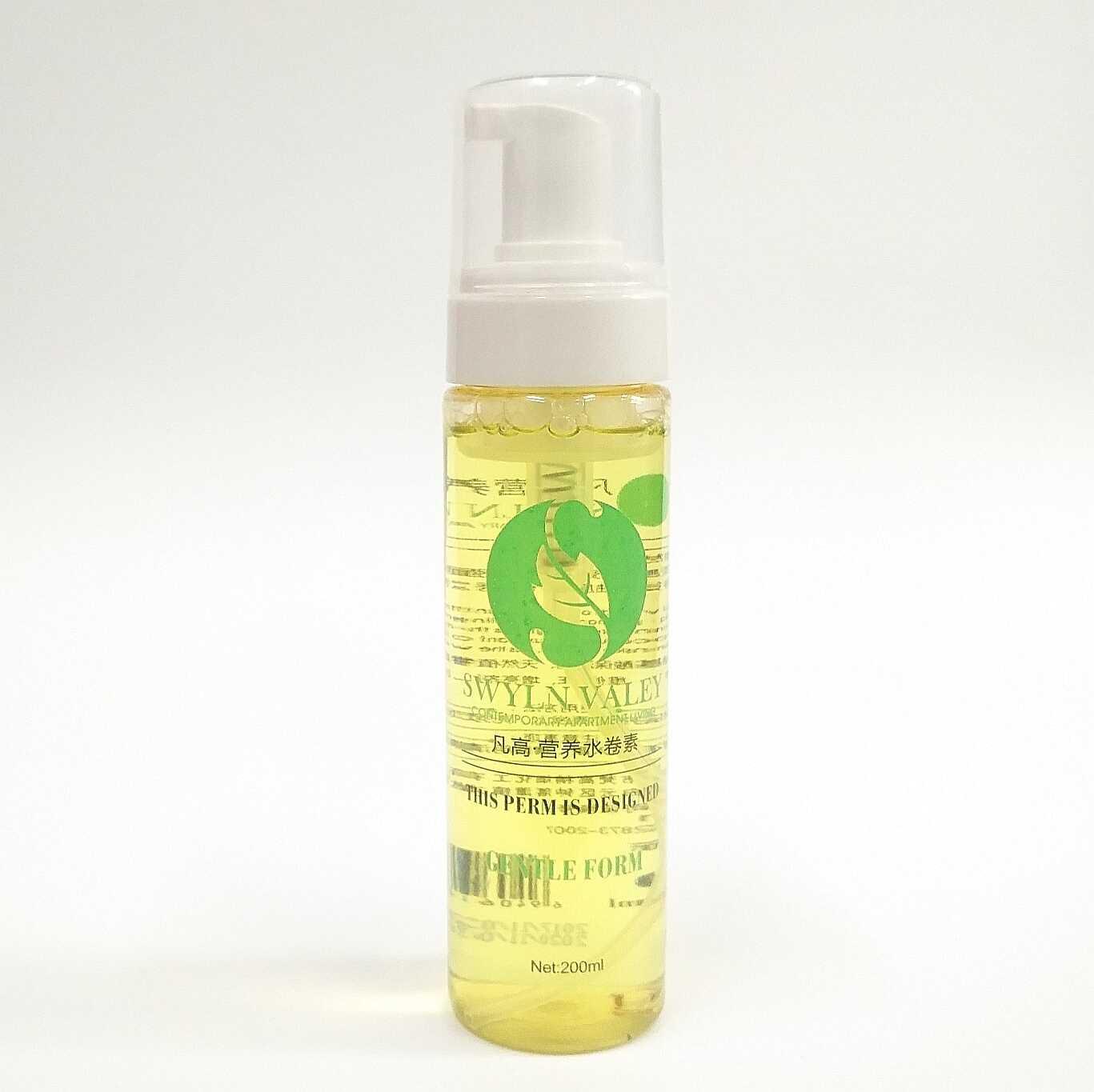 Van Gogh nutrition moisture curable, curling hair styling, bubble carving, elastic foam gel, water mousse, mousse