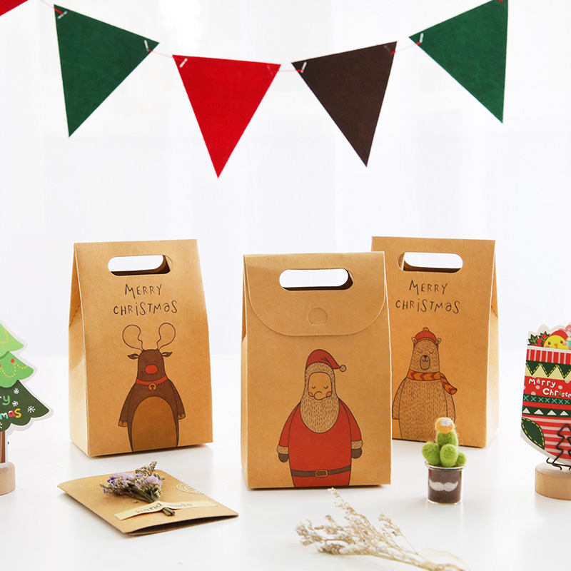 Облако дерево ичибан ретро 300 грамм крафт мультики рождество подарочные коробки коробку чистый черный мешок бумага ремесла статья