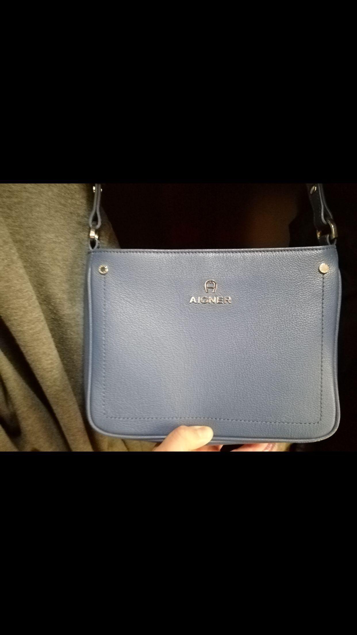 德国采购 aigner女士手袋包包