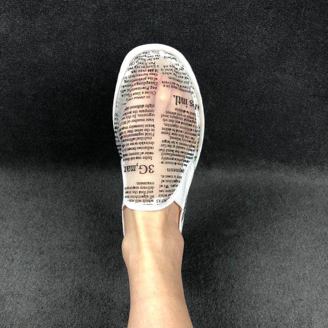 夏季老北京布鞋男西山镂空网纱透气鞋日常休闲社会人防臭鞋开车鞋