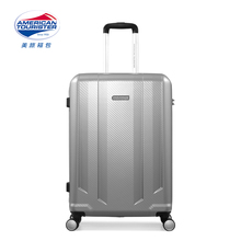 American Travel's new trend suitcase 20/24/28 inch large capacity pull-rod suitcase universal aircraft wheel suitcase BX3