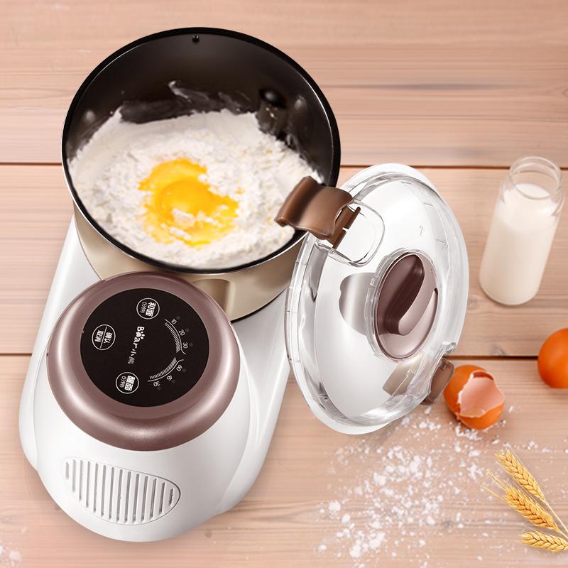 小熊小型全自动电动和面机家用揉面机活面机面粉搅拌打面机厨师机