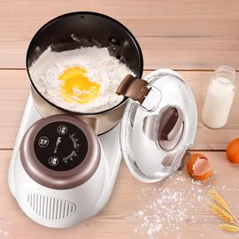 小熊小型全自动和面机家用揉面活面绞面机面粉搅拌商用发面厨师机图片