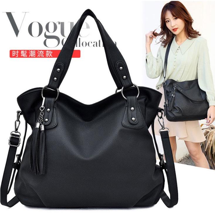 Womens handbag womens handbag one shoulder new fashion womens messenger middle-aged womens bag large bag large capacity womens handbag