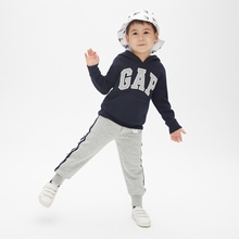 Gap Boys' Plush sweater autumn and winter 984792 thickened hooded top