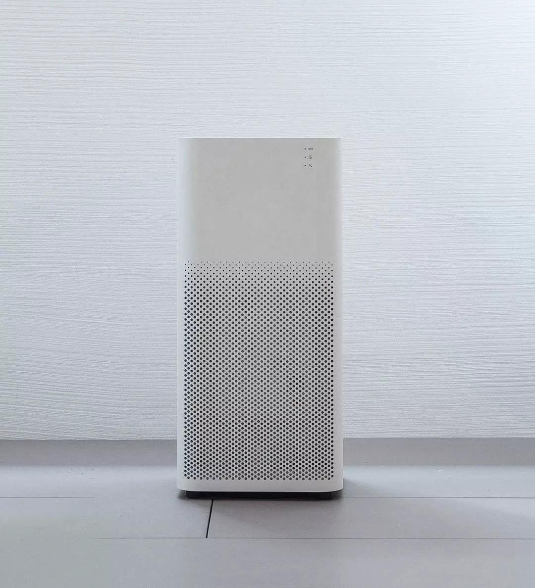 小米空气净化器2代智能家用卧室办公室内氧吧除甲醛雾霾粉尘PM2.5