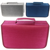 Large Capacity DVD & CD Storage Case