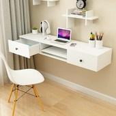 书桌书架组合电脑台式桌卧室桌子简约现代学生写字桌小户型