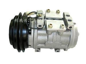 奥迪100 空调压缩机 冷气泵 空调泵