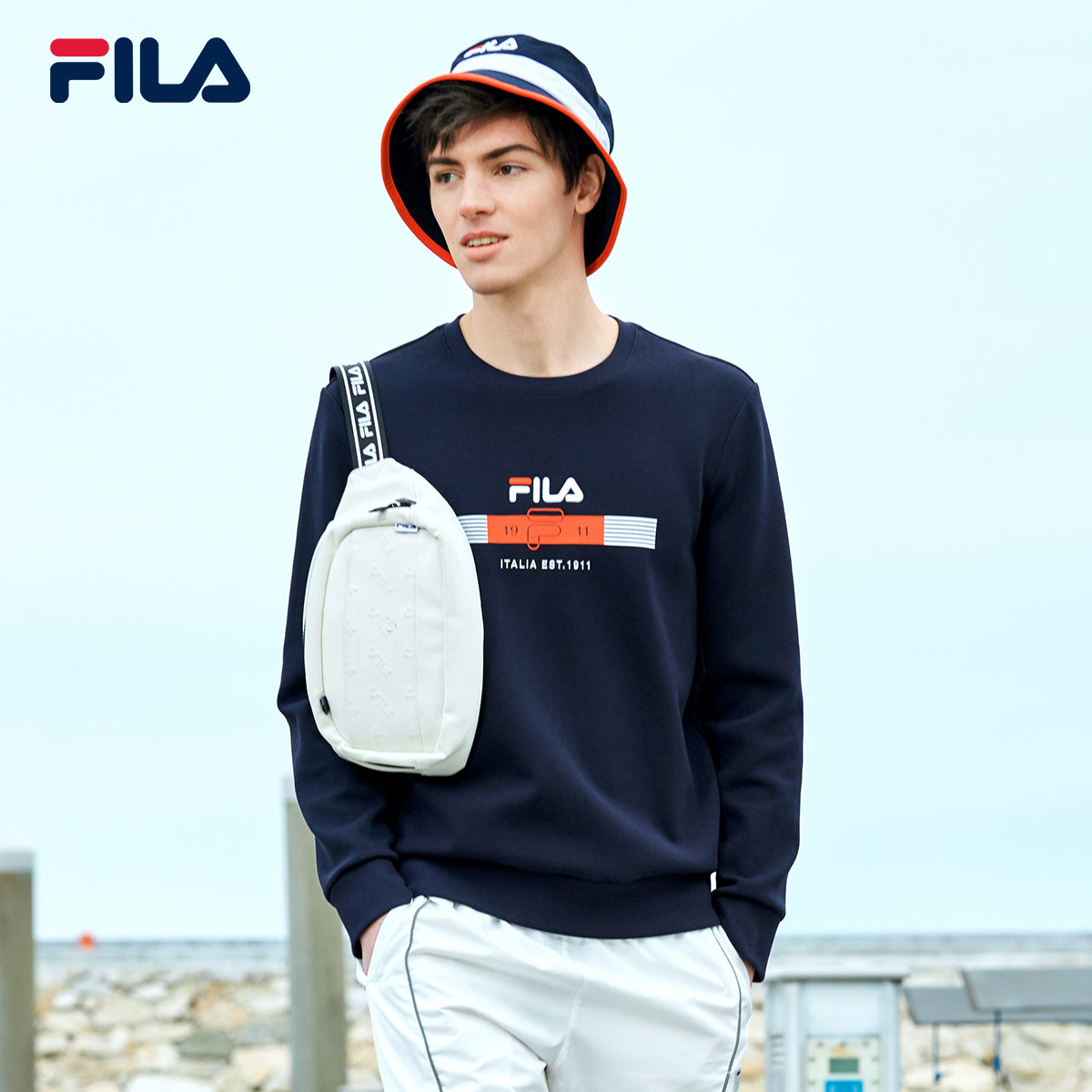 FILA FILA official men's Pullover