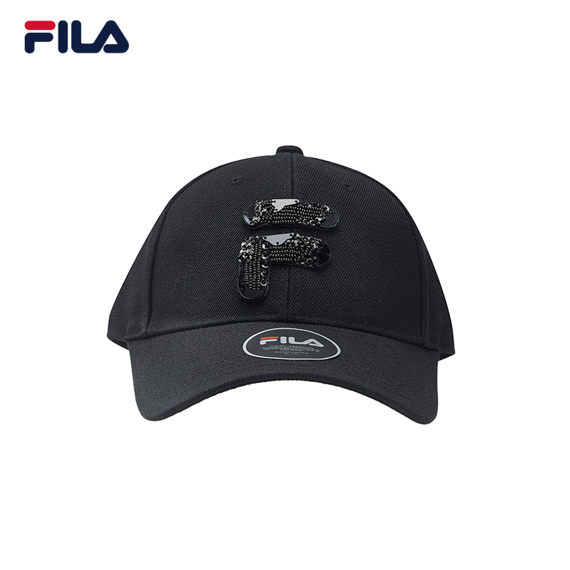 FILA FILA Official Baseball Cap New Sports Fashion logo in spring 2020 versatile baseball cap