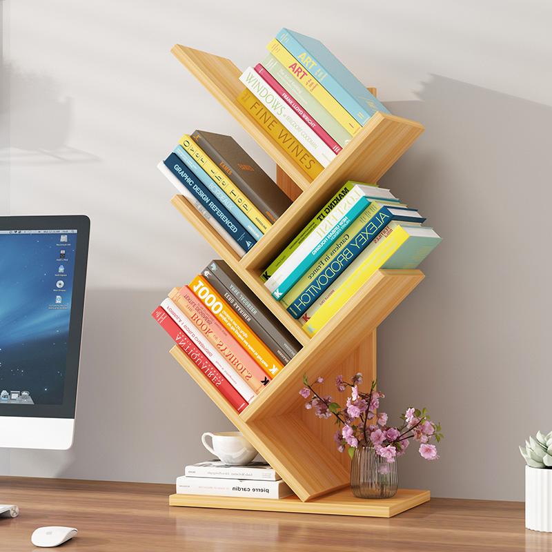 简易小书架桌上学生简约桌面创意热销13件包邮