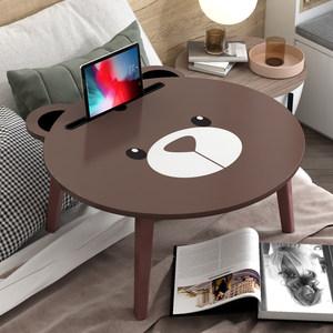 笔记本电脑桌床上卧室卡通小桌子