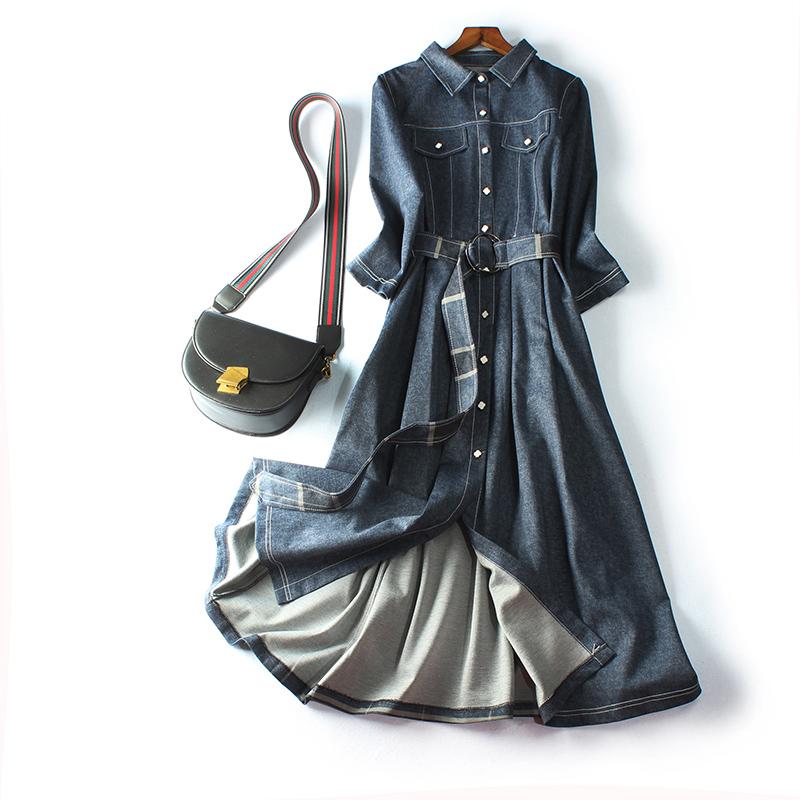 超仙~尽显您美好身段!棉质女长裙限100000张券
