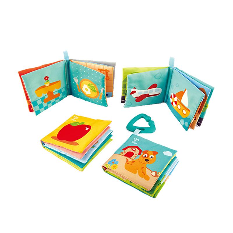 hape智趣布书套装6月以上益智玩具质量怎么样