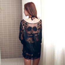 韩国温泉女士小胸聚拢性感修身显瘦钢托比基尼三件套女泳衣带披纱