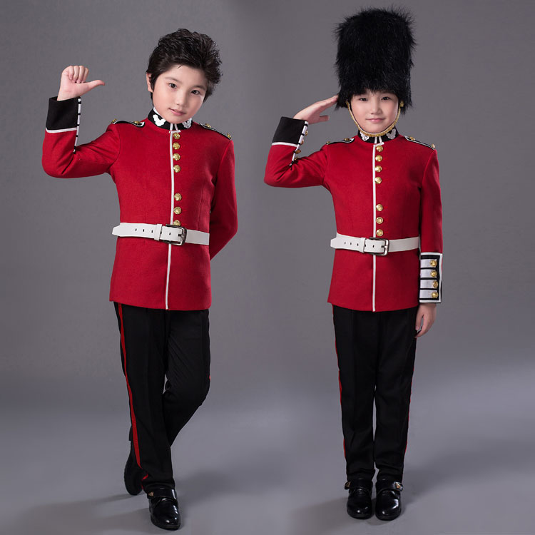 Royal Guards childrens clothes royal guards performance clothes 61 childrens honor guard clothes court performance clothes