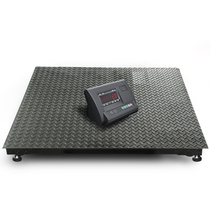 Electronic scale 1-3 tons 5t10t small electronic pound weighing platform scales weighing scales yiu hua called cattle