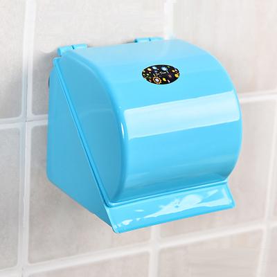 Бесплатная доставка ванная комната здравоохранения туалет кассета туалет ткань рулон полка пластик перфорация водонепроницаемый бумажные полотенца в коробку