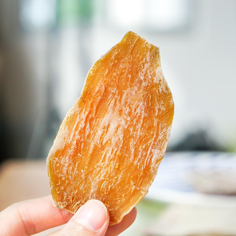 等一味   地瓜干 红心地瓜 大片软糯番薯干 办公室小零食 200克