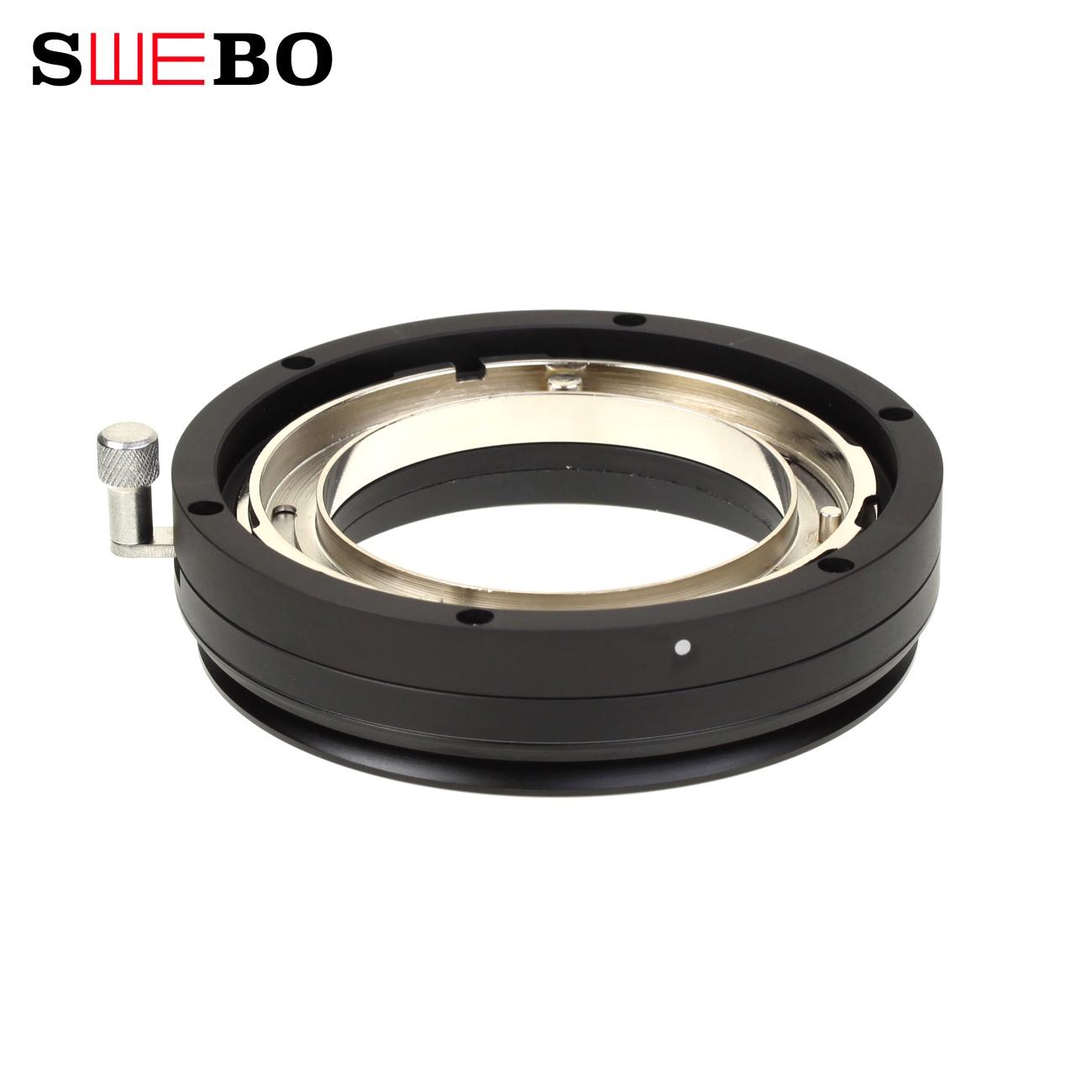 SWEBO微单轨镜头板玛米亚RB67口 适合玛米亚RB67 RZ67镜头