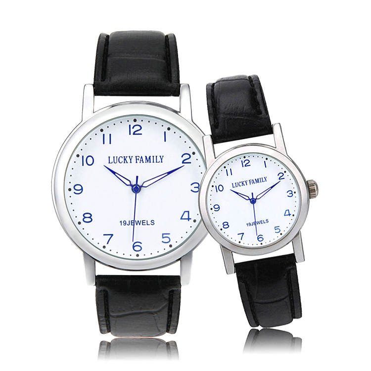 High school entrance examination special table silent pure mechanical watch male and female middle school students Korean version of simple fashion luminous watch