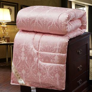 特价促销 蚕丝被秋冬被芯加厚保暖被褥单人宿舍盖被双人加大棉被