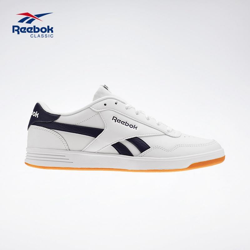 Reebok锐步官方 TECHQUE T男女运动经典休闲轻便小白鞋板鞋 AWP1(非品牌)