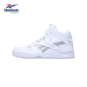 领20元券购买reebok官方运动经典男子篮球小白鞋