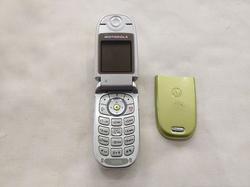 摩托罗拉Moto V226 古董老款怀旧 卖尸体 影视道具老手机