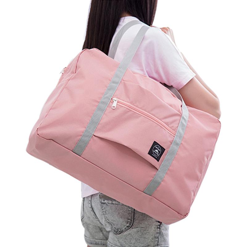 限100000张券短途出门网红旅行包女轻便可爱行李包拉杆旅游必备手提拎包短途包
