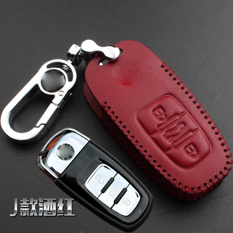 迪加伦 专用于大众18款辉昂钥匙套改装辉昂汽车钥匙包保护壳软胶