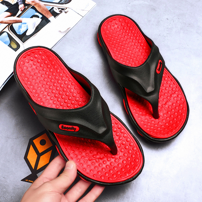 New home style mens flip flops in summer 2019