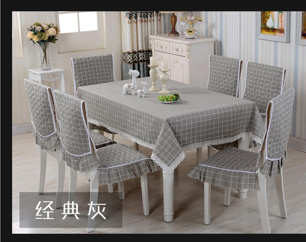 Скатерти и чехлы для стульев Артикул 567295949490