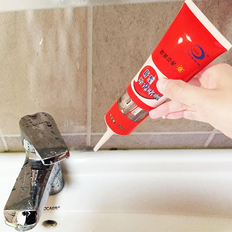 2支装除霉剂卫浴清洁剂霉菌斑清除剂除霉啫喱玻璃胶清洁剂去霉