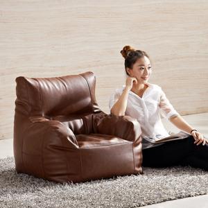 创意豆袋懒人沙发单...
