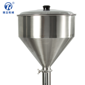 瑞立牌 DGJ立式电动膏液灌装机 立式灌装机 液体灌装机 充填机