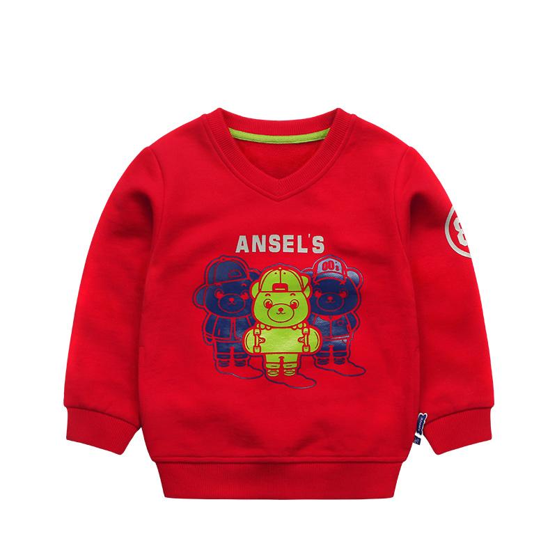 安塞爾斯寶寶女童男童衛衣